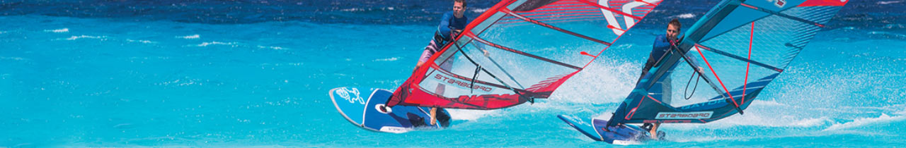 Windsurf Segeln